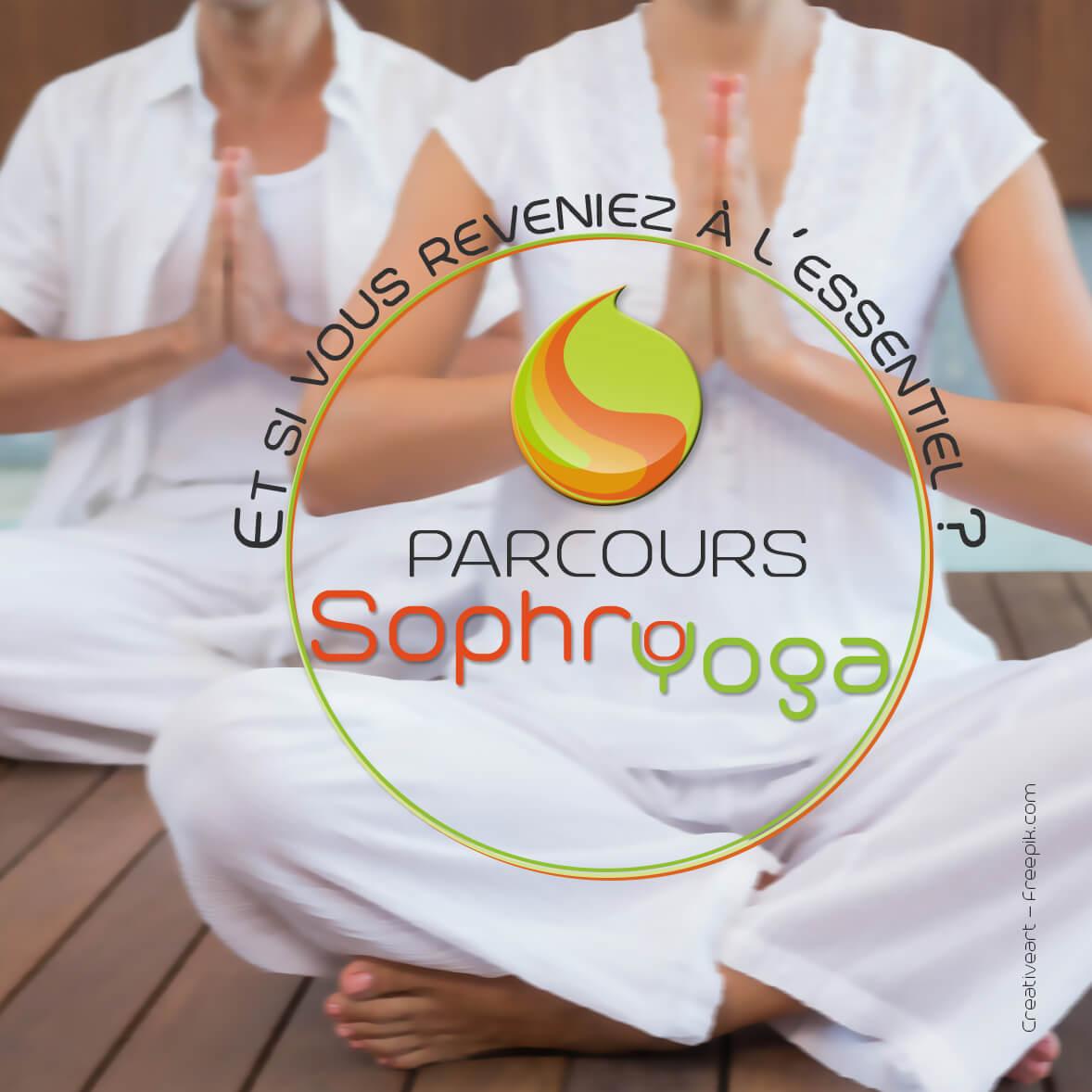 Et si vous reveniez à l'essentiel avec notre parcours sophro-yoga à La Chapelle Basse Mer