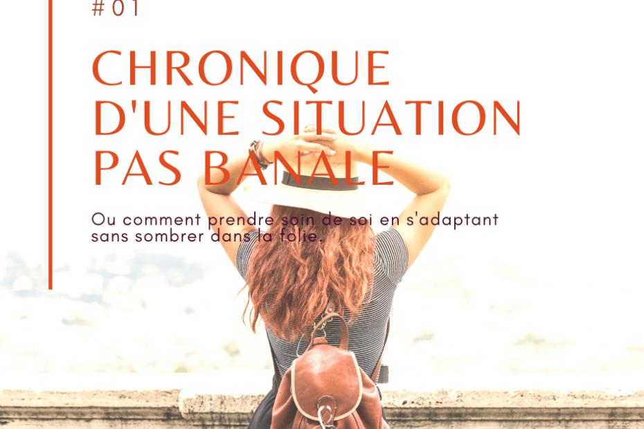 #01 Chronique d'une situation pas banale - Séverine Roussel _ Sophrologie _ Hypnose (1)